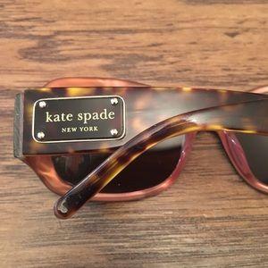 Kate Spade Tortoise Sunglasses Sunnies
